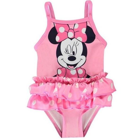مایو شنا دختر بچه کاراکتر مدل Disney Minnie
