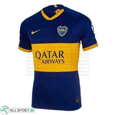 پیراهن اول بوکاجونیورز Boca Juniors 2019-20 Home soccer jersey