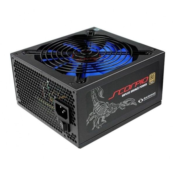 تصویر منبع تغذیه کامپیوتر ریدمکس مدل RX-635AP-S RAIDMAX RX-635AP-S Computer Power Supply