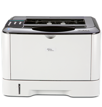 main images پرینتر لیزری ریکو مدل SP 3510DN Black and White Laser Ricoh SP 3510DN Black and White Laser Printer