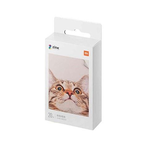 main images کاغذ پرینتر جیبی شیائومی Xiaomi Mi Portable Pocket Photo Printer