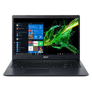 تصویر لپ تاپ 15 اینچی ایسر مدل Aspire 3 A315-55G-5850 Acer Aspire 3 A315-55G-5850 Core i5 10210U 8GB 1TB 2GB Full HD Laptop