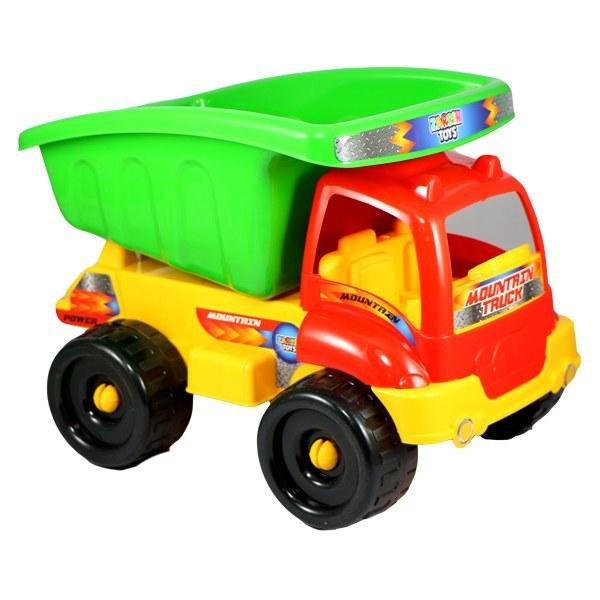 کامیون زرین تویز مدل کوهستان
