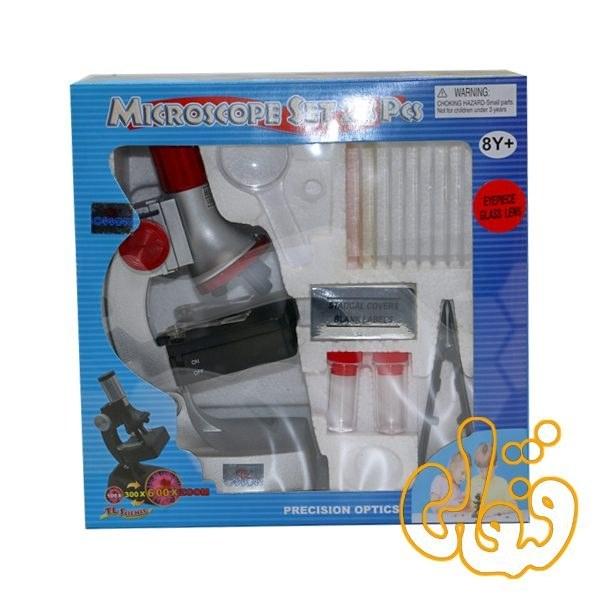 میکروسکوپ با بزرگنمایی 600 برابر O2S28 |
