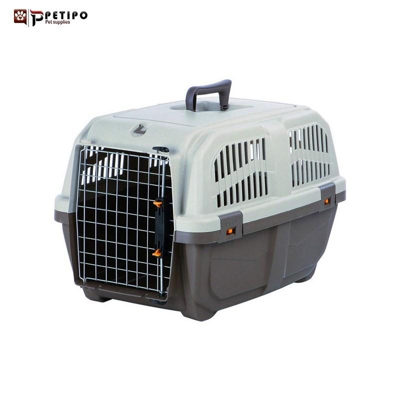 تصویر باکس حمل سگ و گربه سایز متوسط