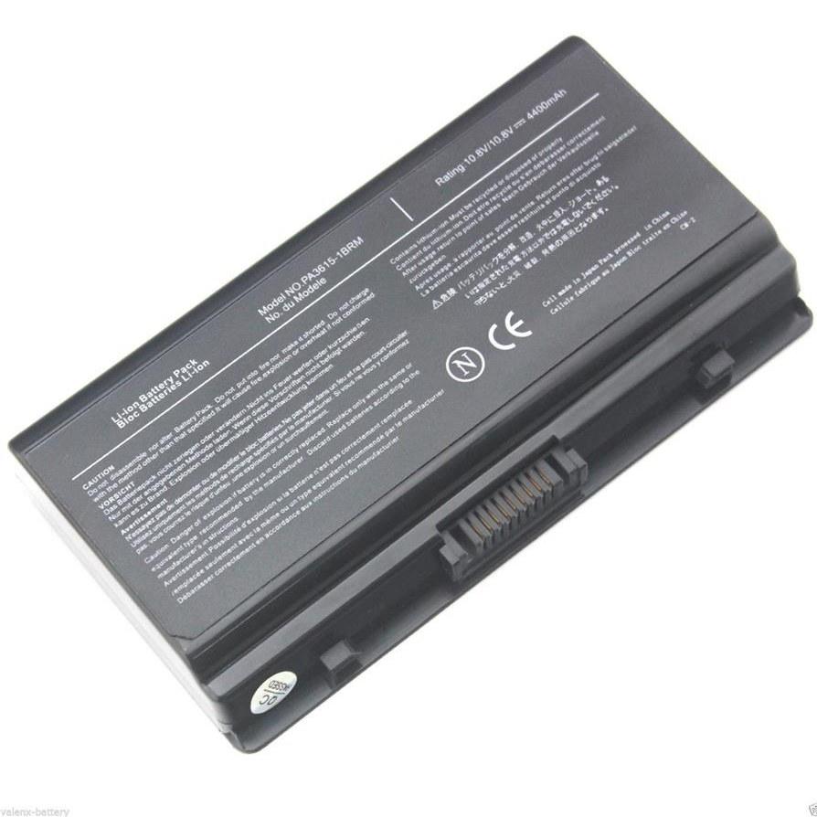 تصویر TOSHIBA PA3615 6Cell Laptop Battery باتری لپ تاپ توشیبا مدل پی ای ۳۶۱۵