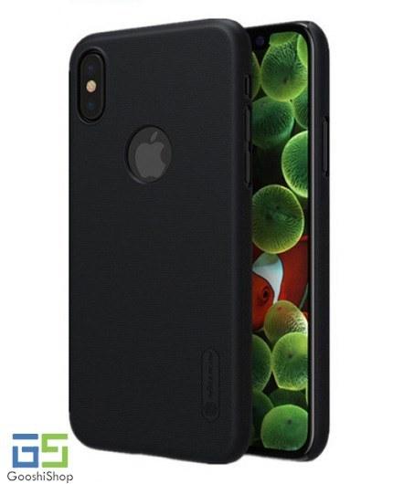 main images قاب محافظ نیلکین مدل سوپر فراستد شیلد برای گوشی اپل آیفون ایکس Apple iPhone X Nillkin Super Frosted Shield Case