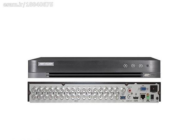 تصویر دستگاه ضبط کننده ویدیویی توربو اچ دی DVR هایک ویژن مدل DS-7232HQHI-K2 ا Hikvision DVR MOD:DS-7232HQHI-K2 Hikvision DVR MOD:DS-7232HQHI-K2