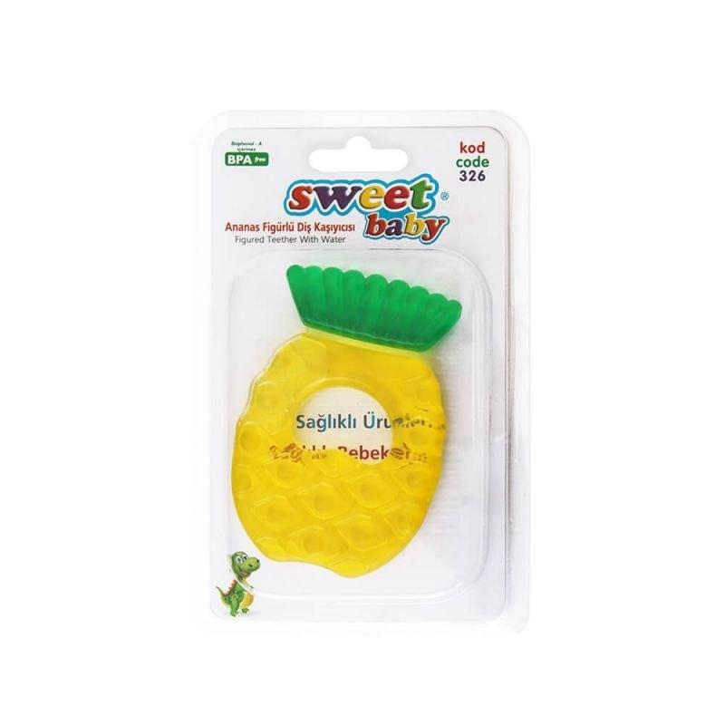 دندان گیر آناناسی حاوی مایع سوییت بیبی مدل 326
