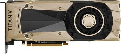 کارت گرافیک NVIDIA Titan V Volta 900-1G500-2500-000 12 GB PCIe3.0x16 HBM2