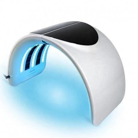 تصویر دستگاه تونل ال ای دی نور درمانی7رنگ تاشو