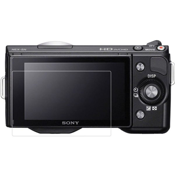 محافظ صفحه LCD Screen Protector for Sony A6500/6400/6300/a6000
