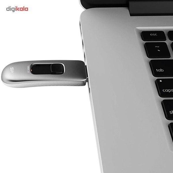 تصویر فلش مموری سیلیکون پاور مدل Marvel M70 ظرفیت 64 گیگابایت Silicon Power Marvel M70 Flash Memory - 64GB
