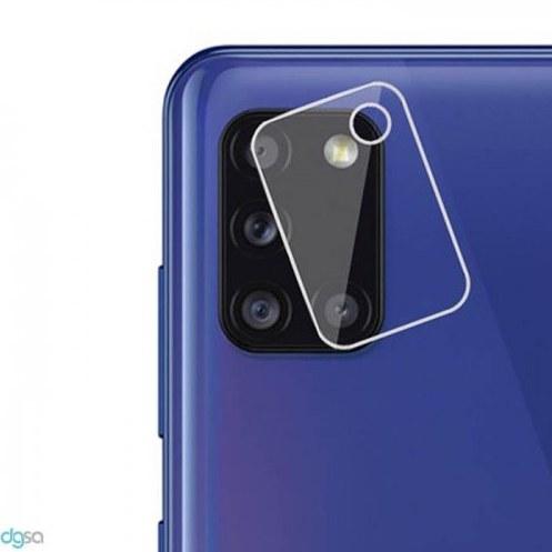 تصویر محافظ لنز دوربین مناسب برای گوشی موبایل سامسونگ Galaxy A31