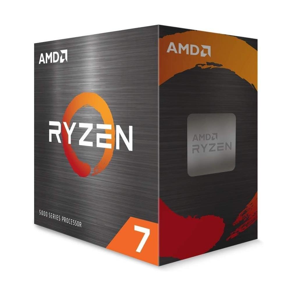 تصویر پردازنده ای ام دی مدل Ryzen 7 5800X ا AMD RYZEN 7 5800X 3.8GHz AM4 Desktop CPU AMD RYZEN 7 5800X 3.8GHz AM4 Desktop CPU