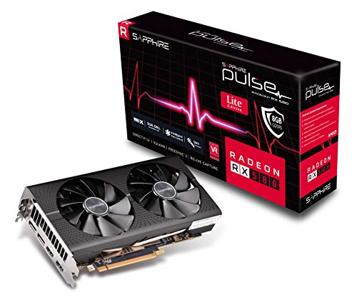 عکس کارت گرافیک رادئون آر ایکس سافایر Sapphire Technology 11265-67-20G Radeon Pulse RX 580 8GB GDDR5 Dual HDMI Sapphire 11265-67-20G Radeon Pulse RX 580 8GB GDDR5 Dual HDMI / DUAL DP OC w/ Backplate (UEFI) PCI-E Graphics Card کارت-گرافیک-رادیون-ار-ایکس-سافایر-sapphire-technology-11265-67-20g-radeon-pulse-rx-580-8gb-gddr5-dual-hdmi
