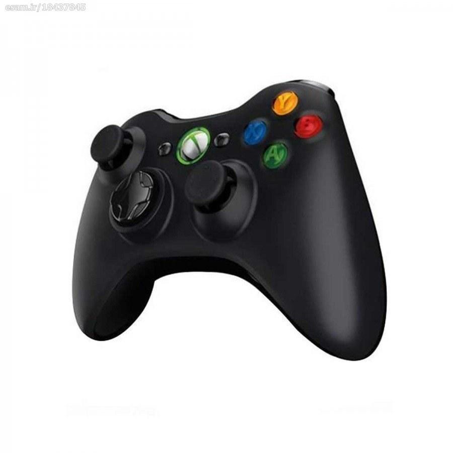 تصویر دسته بازی بی سیم مایکروسافت Xbox 360 Microsoft Xbox 360 Wireless Controller
