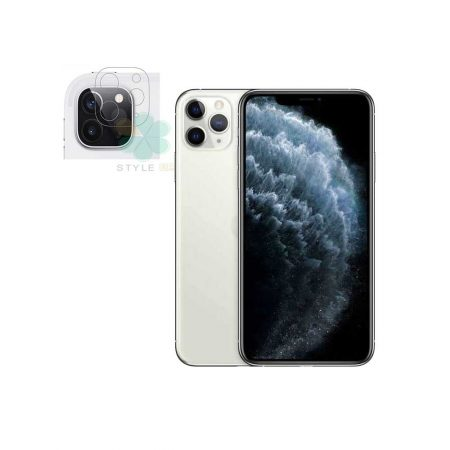 main images گلس لنز دوربین گوشی آیفون Apple iPhone 11 Pro Max Tempered Glass Camera Lens Protector for Apple iPhone 11 Pro Max