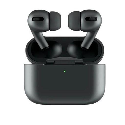 تصویر ایرپاد پرو لمسی مشکی مدل BLACK PRO Apple AirPods Pro Black Edition
