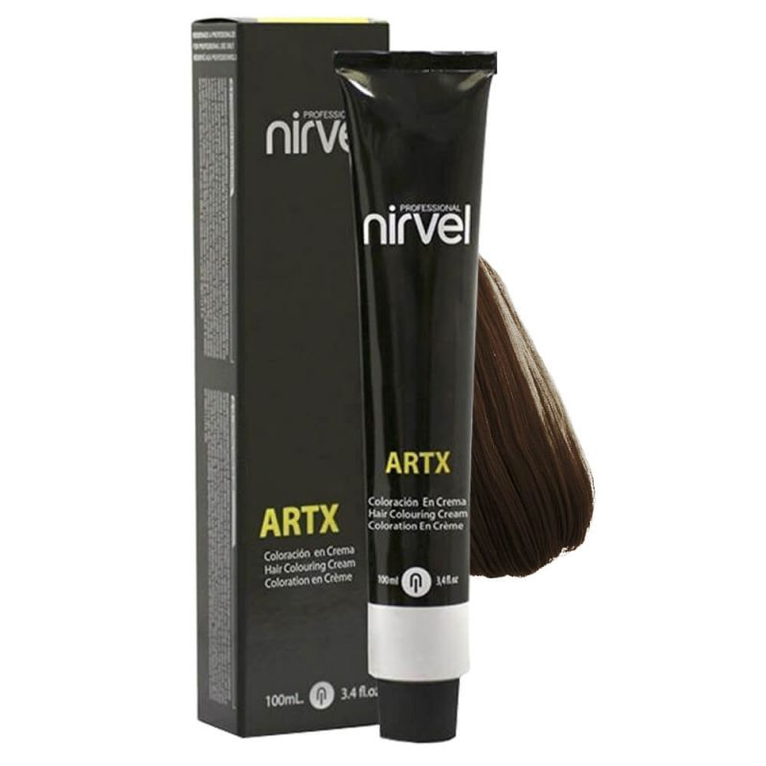 رنگ موی نیرول سری Pure Browns مدل Artx حجم 100 میل شماره 71-7 رنگ قهوه ای بسیار روشن