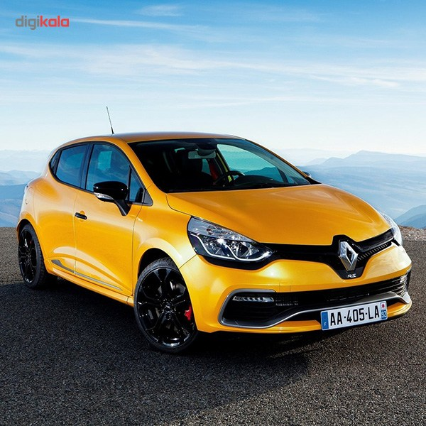 img خودرو رنو Clio RS Cup اتوماتیک سال 2016 Renault Clio RS Cup 2016 AT