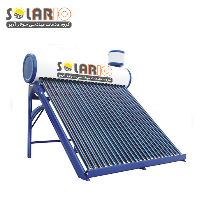 تصویر آبگرمکن خورشیدی 100 لیتری