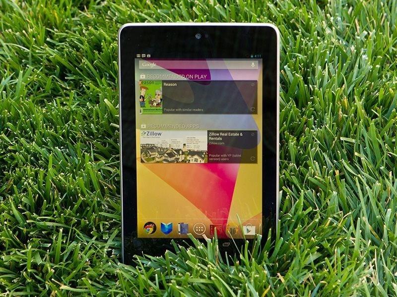 img تبلت ايسوس گوگل نکسوس 7 - 8 گيگابايت ASUS Google Nexus 7 - 8GB