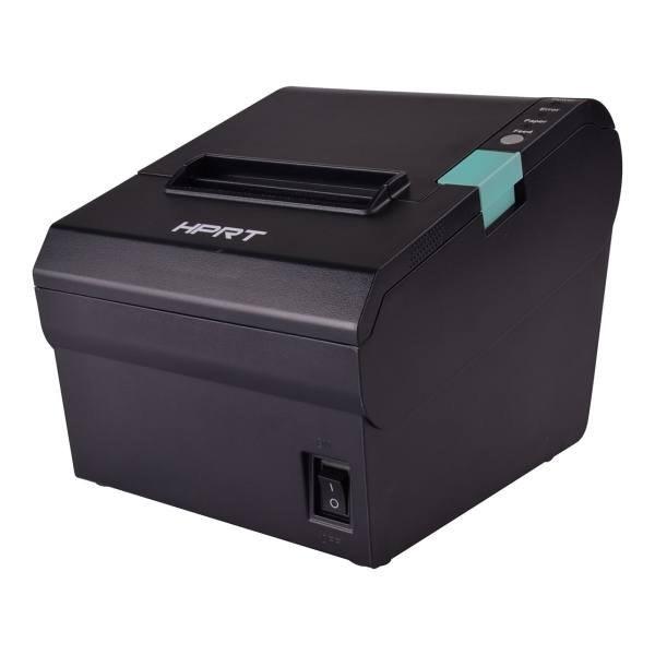 تصویر پرینتر حرارتی اچ پی آر تی فیش زن مدل TP805L HPRT thermal POS printer TP805L