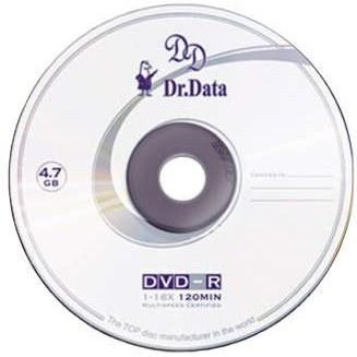 دی وی دی خام دکتر دیتا کد 9805 بسته 4 عددی |