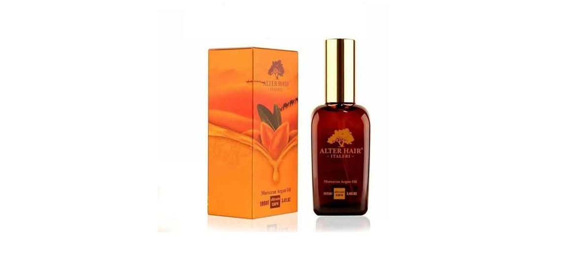 تصویر روغن آرگان آلتر کاملا خالص و طبیعی Alter Moroccan Argan Oil