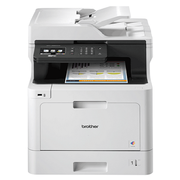 تصویر پرينتر چندکاره ليزري رنگي برادر مدل MFC-L۸۶۹۰CDW brother MFC-L8690CDW Wireless Colour Laser Printer