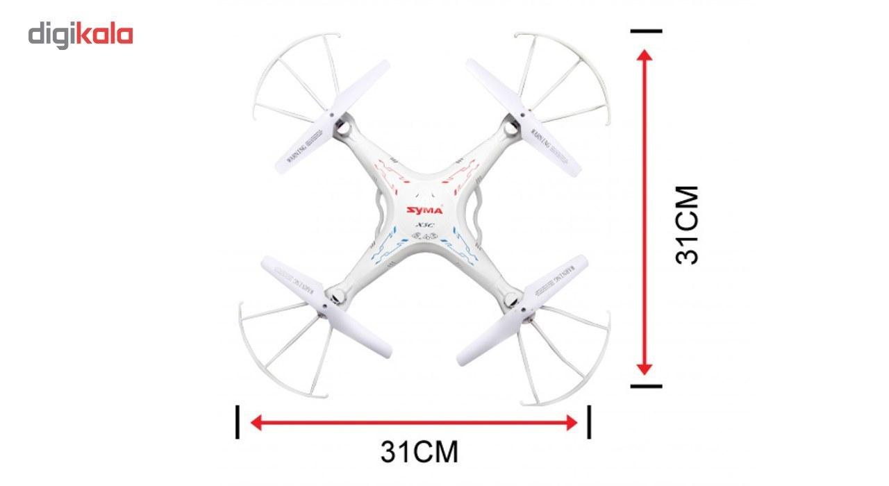 تصویر کوادکوپتر Syma X5 ا Syma X5 Quadcopter Syma X5 Quadcopter