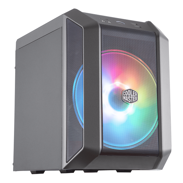 تصویر کیس کولرمستر مدل MasterCase H100 ARGB