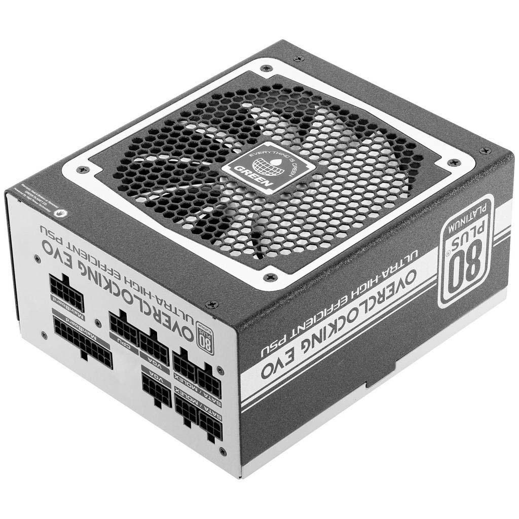 تصویر پاور کامپیوتر گرین GP650B-OCPT Green GP650B-OCP، Computer Power Supply