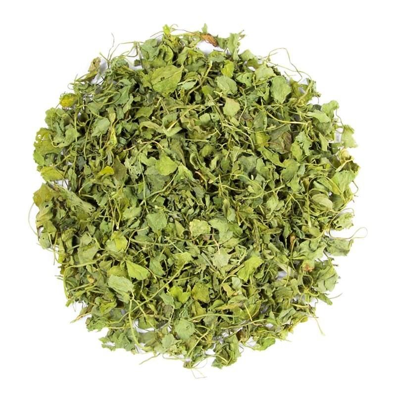 تصویر سبزی خشک شنبلیله