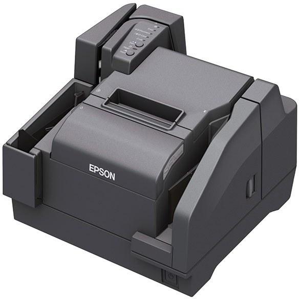 تصویر اسکنر چک اپسون مدل TM-S9000MJ Epson TM-S9000MJ scanner