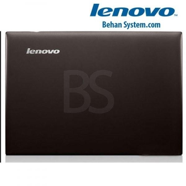 تصویر قاب پشت ال سی دی لپ تاپ لنوو مدل Z500