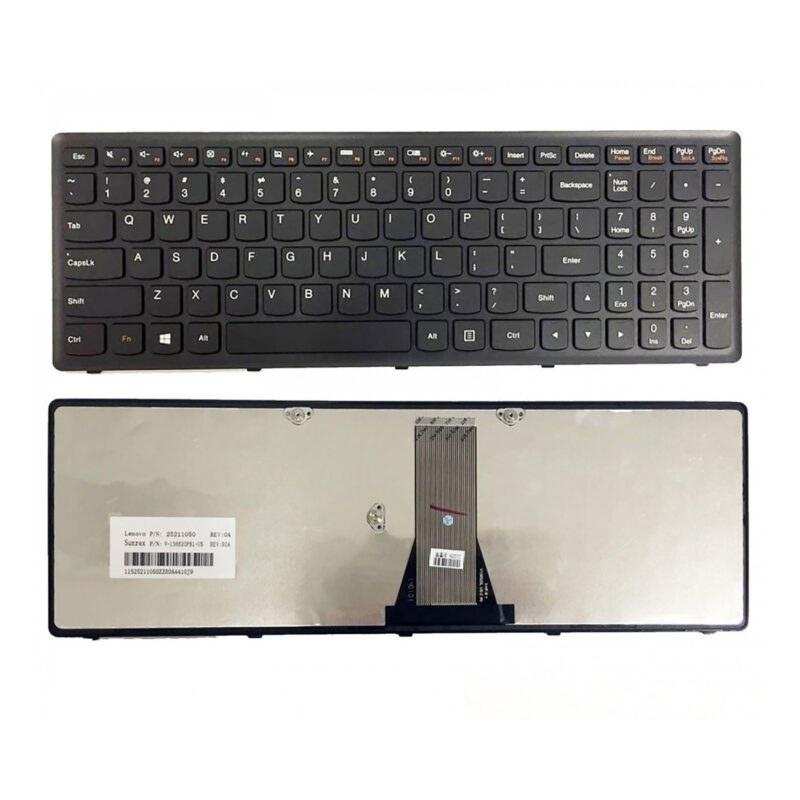 تصویر کیبرد لپ تاپ لنوو Lenovo Z510