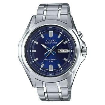 ساعت مچی عقربه ای مردانه کاسیو مدل MTP-E205D-2AVDF