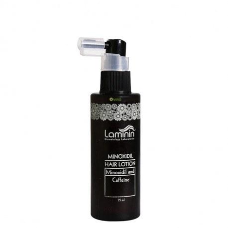 تصویر لامینین - محلول ضد ریزش ماینوکسیدیل و کافئین