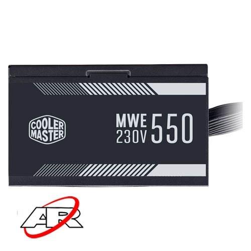 image پاور کولر مستر مدل MWE WHITE 550W