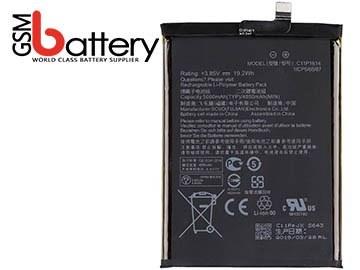 تصویر باطری موبایل ایسوس C11P1614 ZENFONE 3S MAX Battery C11P1614 For Asus Zenfone 3s Max
