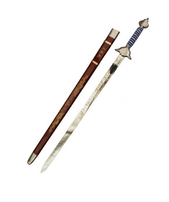 شمشیر جی ان نرم آبی