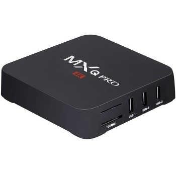 اندروید باکس مدل MXQ Pro