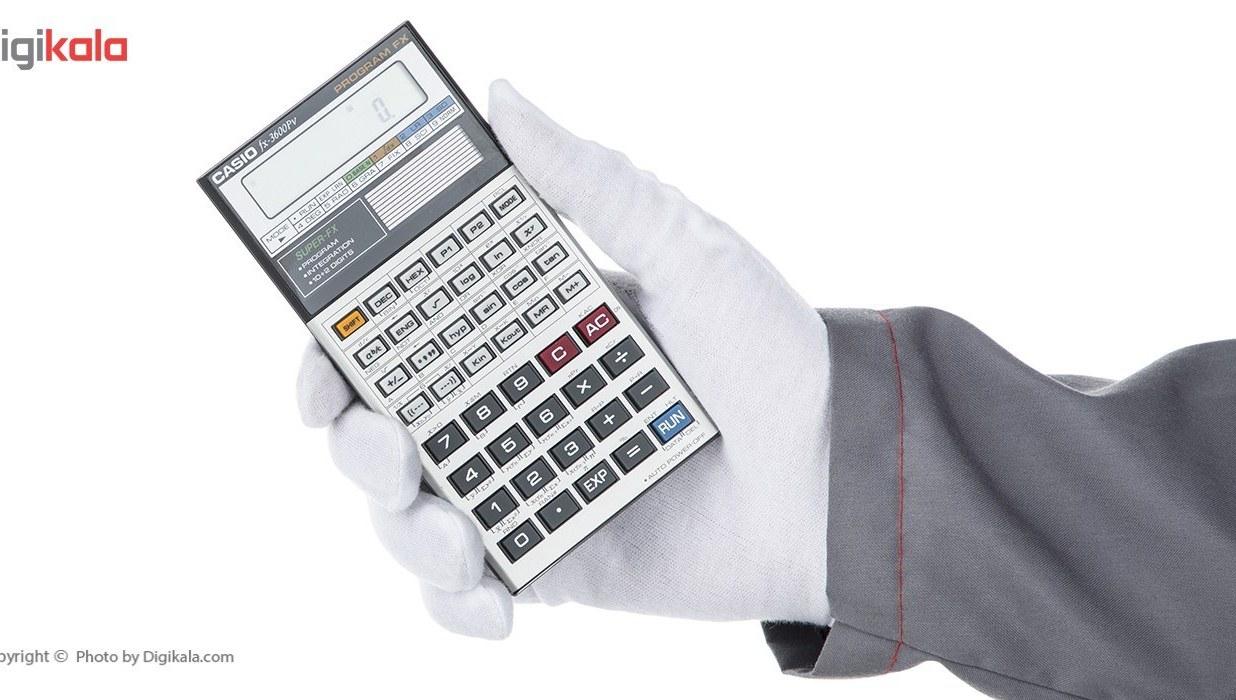 تصویر ماشین حساب مهندسی FX-3600pv کاسیو Casio FX-3600pv Engineering Calculator