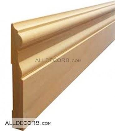 تصویر قرنیز چوبی مدل T1