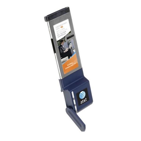 مودم اکسپرس کارت 3.5G وایرلس ای تی اند تی مدل Option |