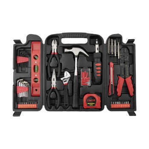 مجموعه 89 عددی ابزار مگاتولز مدل KL-07002 | Mega Tools KL-07002 Tools Set 89 PCS