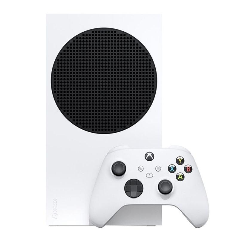 تصویر کنسول بازی مایکروسافت مدل XBOX SERIES S ظرفیت 1 ترابایت