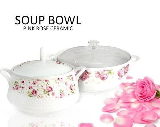 سری جدید قابلمه سرامیکی سایز بزرگ Soup Bowl